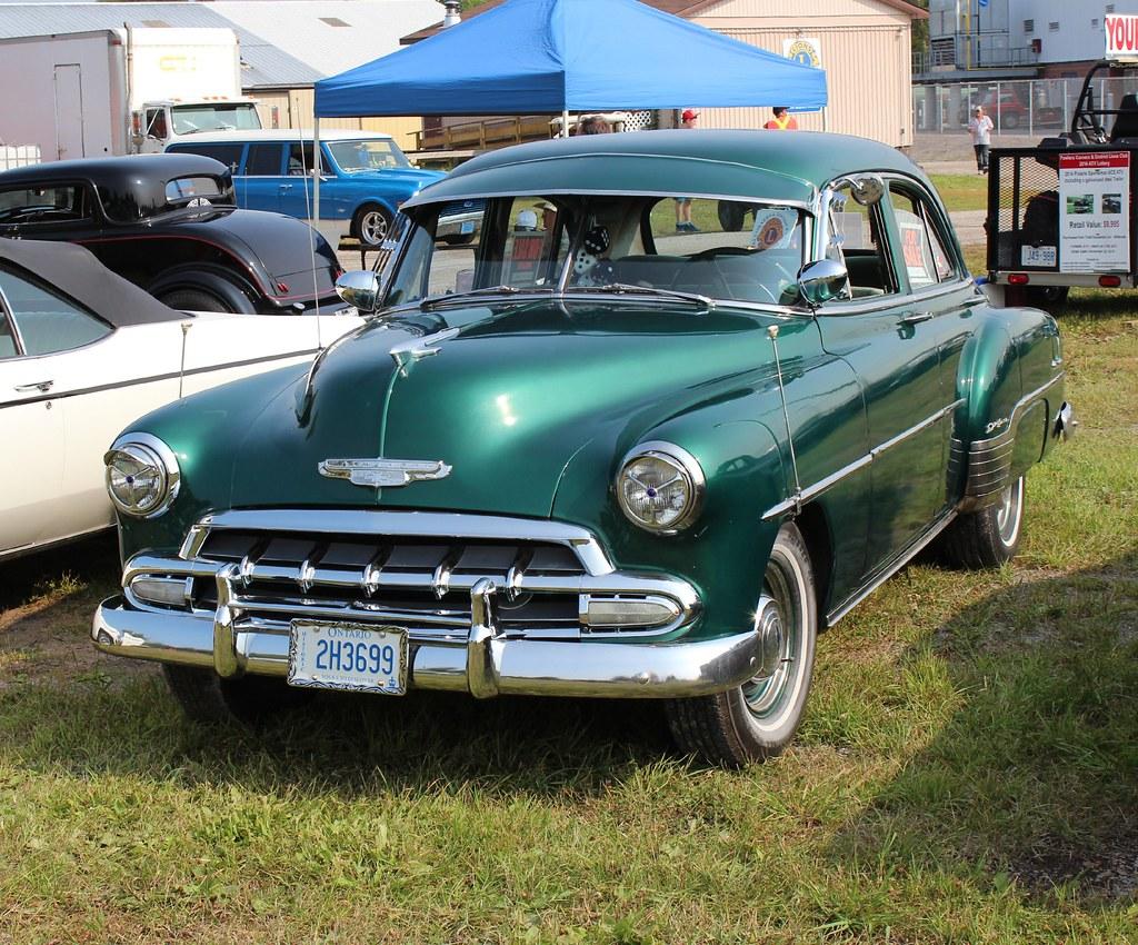 1952 chevrolet styleline deluxe 4 door richard for 1952 chevrolet styleline deluxe 4 door