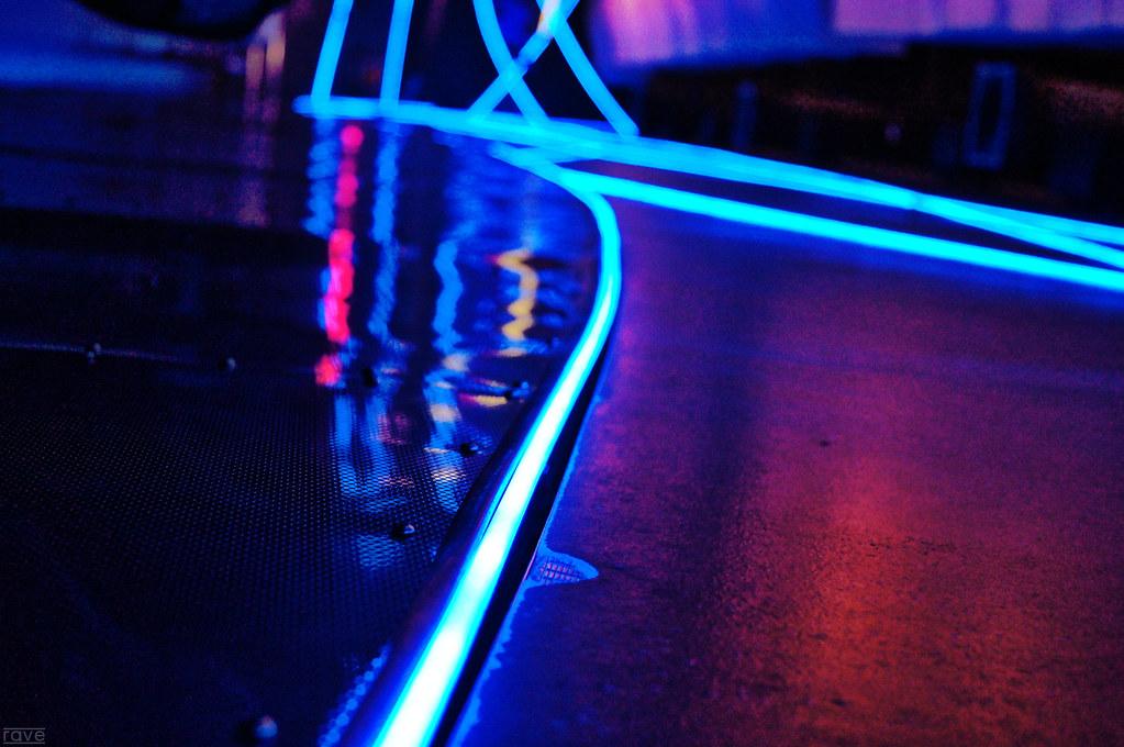 blue light line. Black Bedroom Furniture Sets. Home Design Ideas