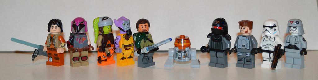 Star Wars Rebels Lego Sabine | www.imgkid.com - The Image ...