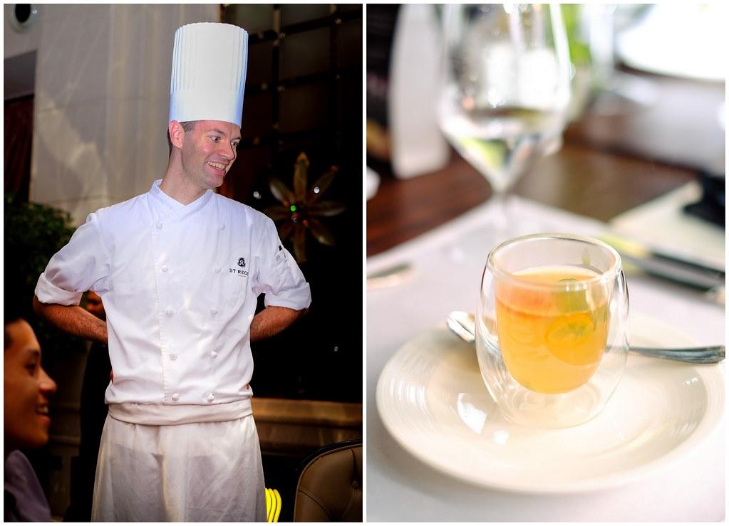 Brasserie Les Saveurs:厨师托马斯·克鲁斯