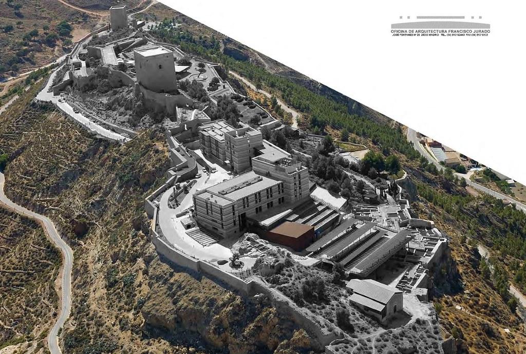 6 castillo de lorca fuente oficina francisco jurado arqui