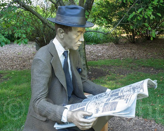 Sculpture by seward johnson grounds for sculpture new for John seward johnson