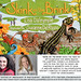 #BookADay: SKINK ON THE BRINK by Lisa Dalrymple & Suzanne Del Rizzo (Fitzhenry & Whiteside)