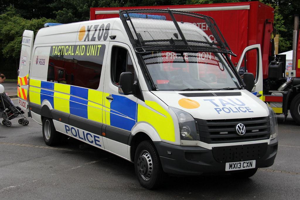 Great Manchester Police Volkswagen Crafter Tactical Aid Un… | Flickr Volkswagen Up