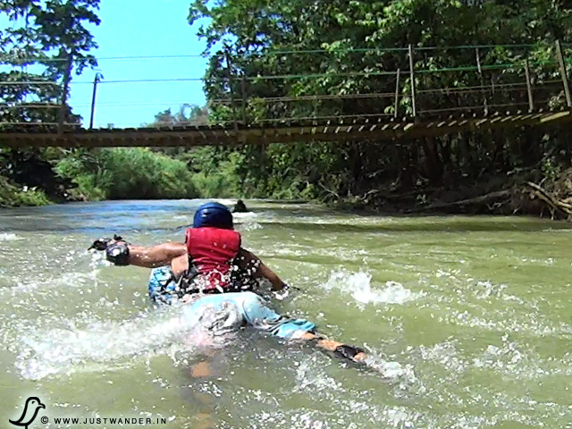 PIC: Cruise Ship Excursion - Riverboarding at Rio Bueno River, Jamaica