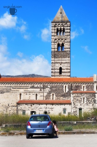 SS. Trinita di Saccargia, Sassari, Sardinia, Italy