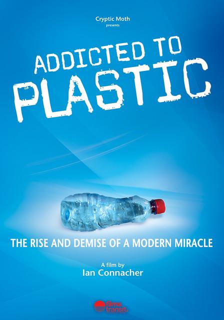 《塑料成癮(Addicted to plastic)》海報。圖片來源:輝洪開發股份有限公司提供。