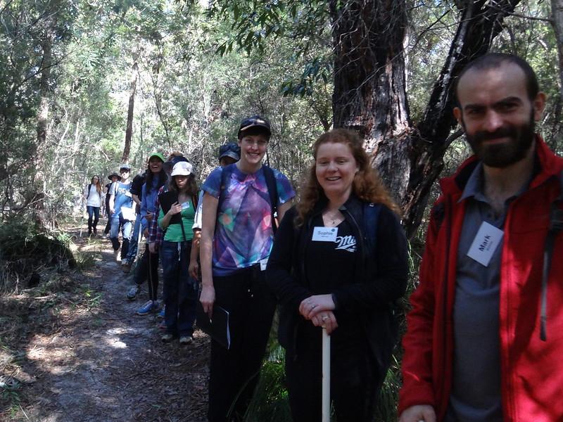 Hiking Botanists