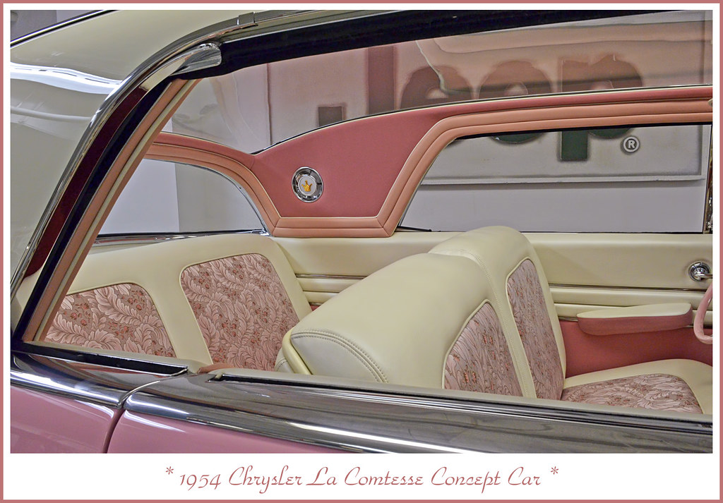 Walter White Chrysler >> 1954 Chrysler La Comtesse | Visit to the Walter Chrysler Mus… | Flickr