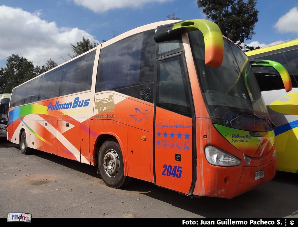 ... Irizar Century 370 | Mercedes Benz O-500RS | Pullman Bus… | Flickr