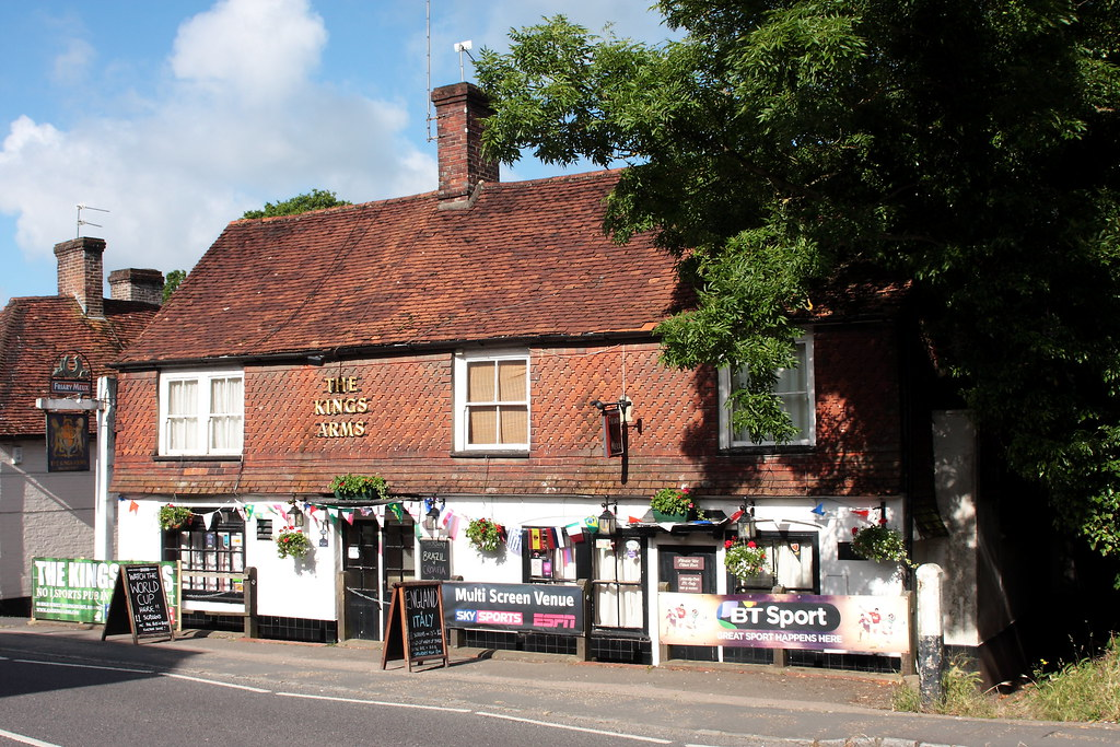 @ The King's Arms