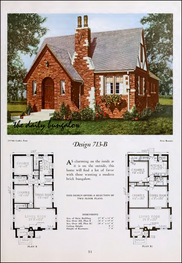 1920 national plan service modern home of the twenties for 1920 house plans