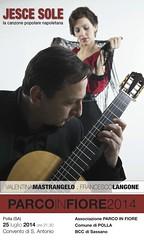 Concerto duo Convento Polla 25.07.2014