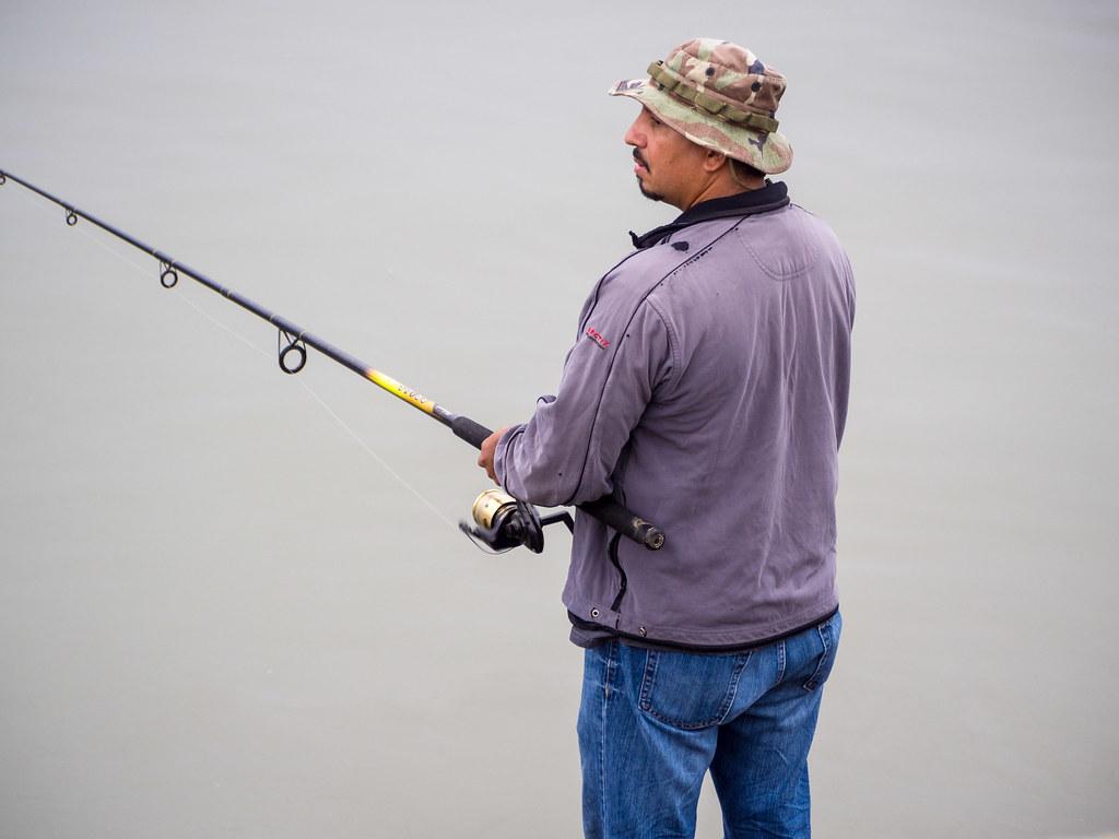 Fishing in santa cruz harbor don debold flickr for Santa cruz fishing