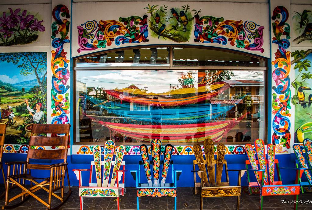 2014 Costa Rica Sarchi Tourist Shop Ms Westerdam
