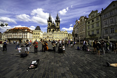 Explore the beauty of Old Town Square  - Things to do in Prague