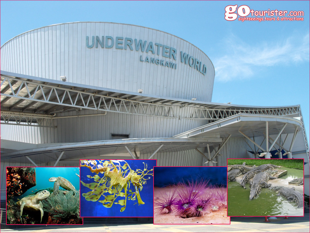 Langkawi Underwater World and Crocodile Farm Tour  Explore …  Flickr