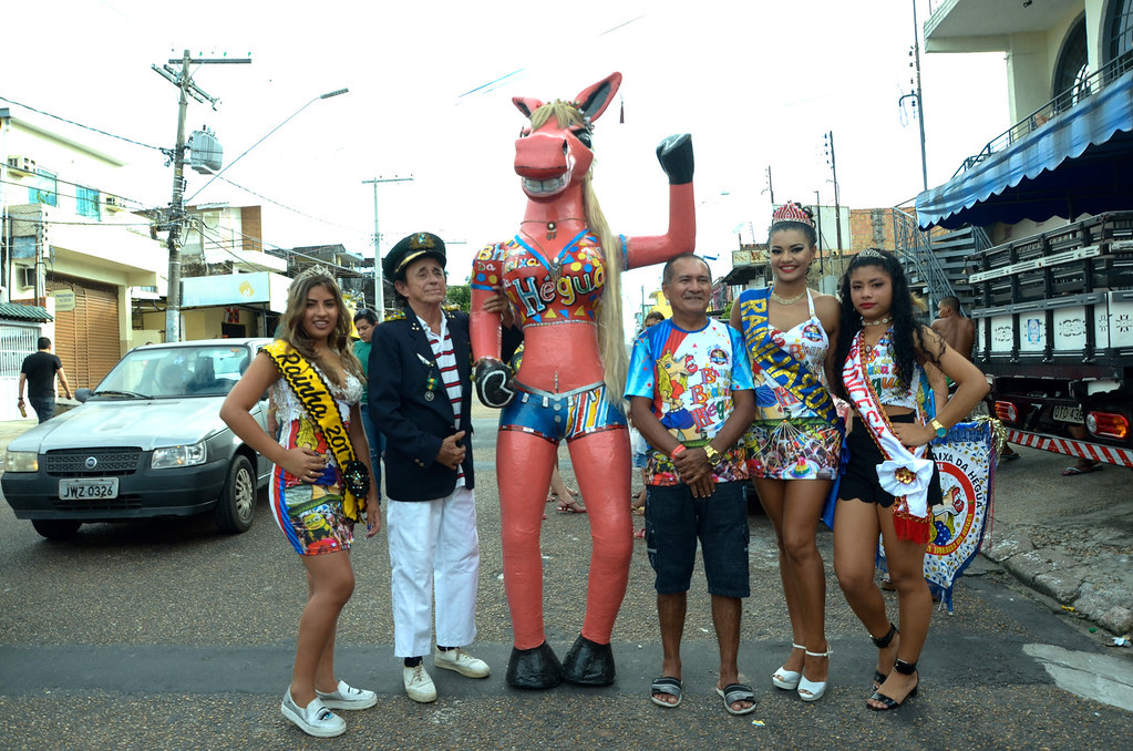 Banda da Bhaixa da Hégua - Carnaval de Manaus 2017