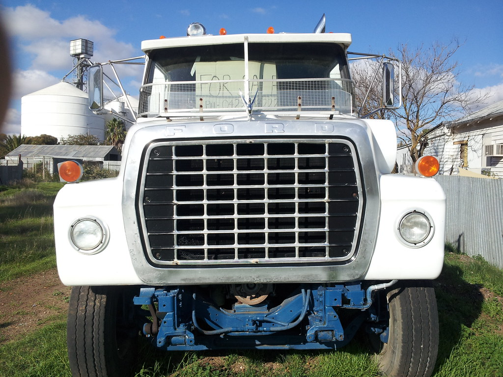 1980 Ford LNT 9000 Louisville Truck | A 1980 Ford LNT 9000 ...