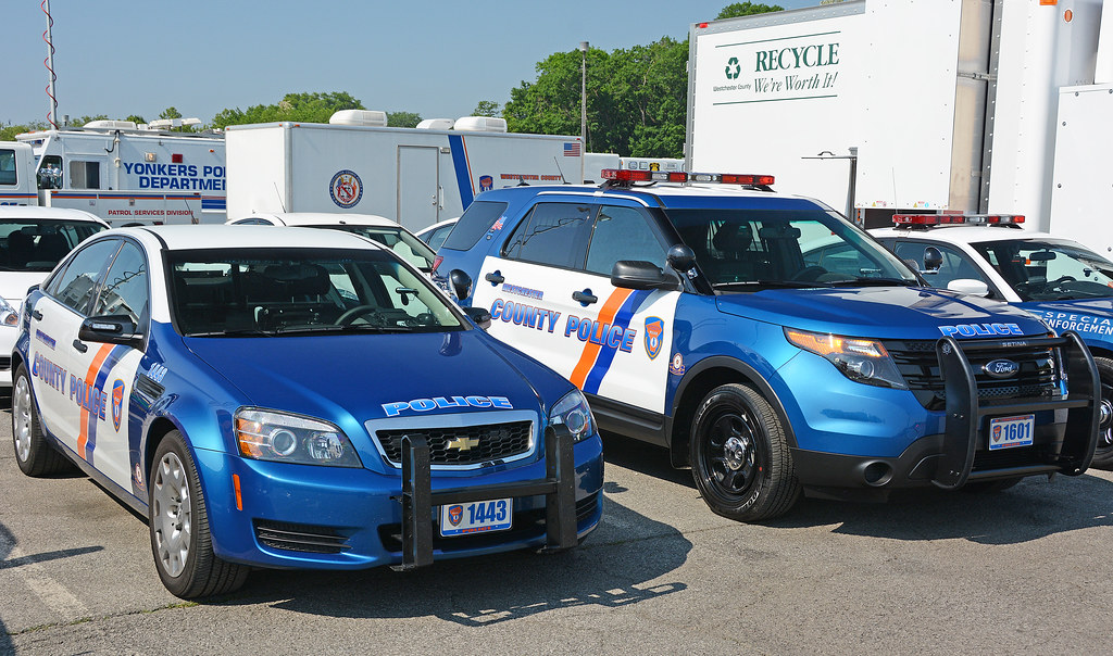 Picture Of Westchester County Police Vehicles - #1443 - 20 ...