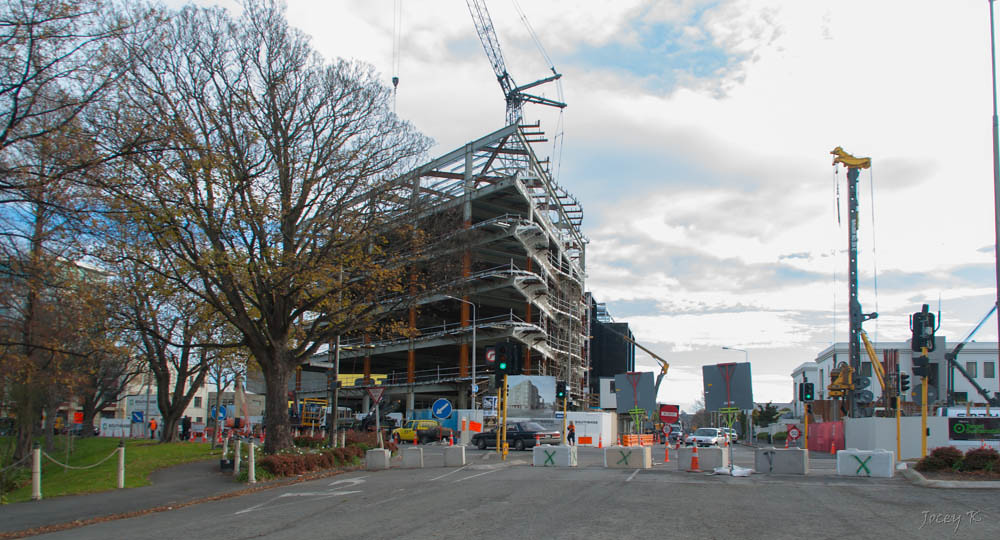 No cars rebuild of 151 cambridge terrace on the on my for 151 cambridge terrace christchurch