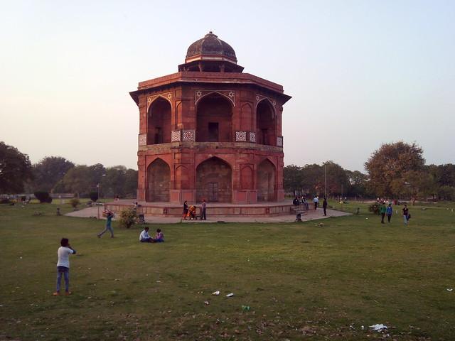 Sher Mandal in Purana Qila