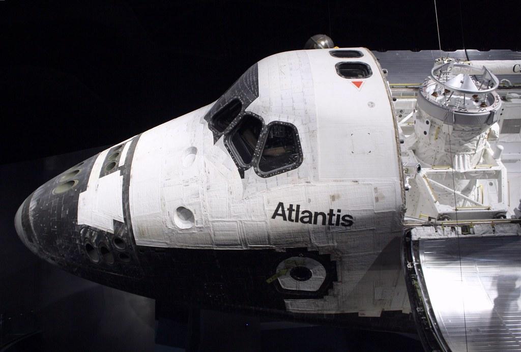 size of space shuttle atlantis - photo #36