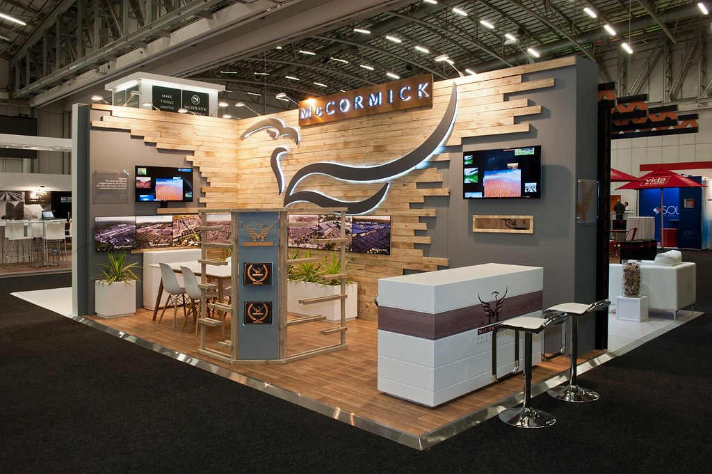 Images Of Small Exhibition Stands : Mccormick sacsc custombuild hott d small