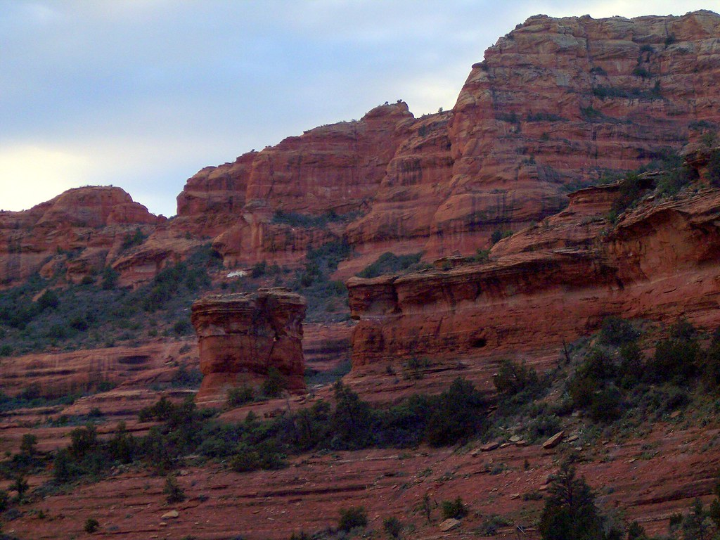 Sedona, Arizona | Boynton Canyon | Kevin Schraer | Flickr Coyote