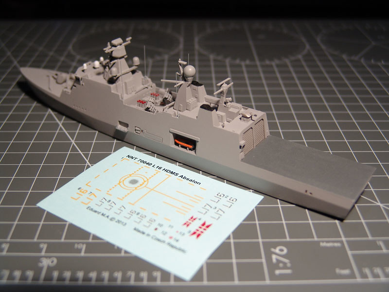 HDMS Absalon L16 Navire de Soutien Multifonctions NNT 1/700  14972870532_f44a5fe238_c