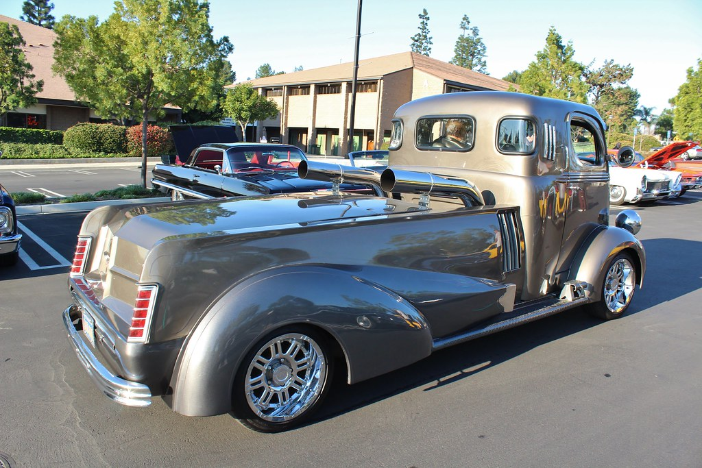 Whittier Classic Car Show