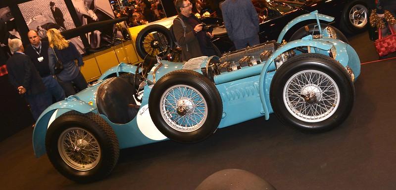 Talbot Lago T26GS 1950 Ex Rosier - Fangio - Trintignant  14750147060_1e09860ac4_c