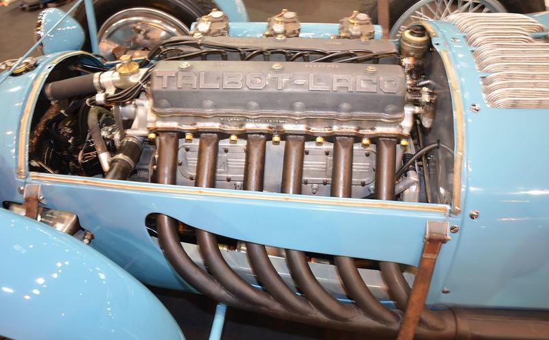 Talbot Lago T26GS 1950 Ex Rosier - Fangio - Trintignant  14750344870_ede4bab850_c