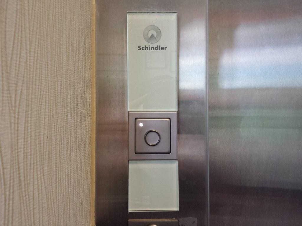 schindler elevator. elevator call button on new schindler 3300 | 101 e annandale\u2026 dieselducy flickr