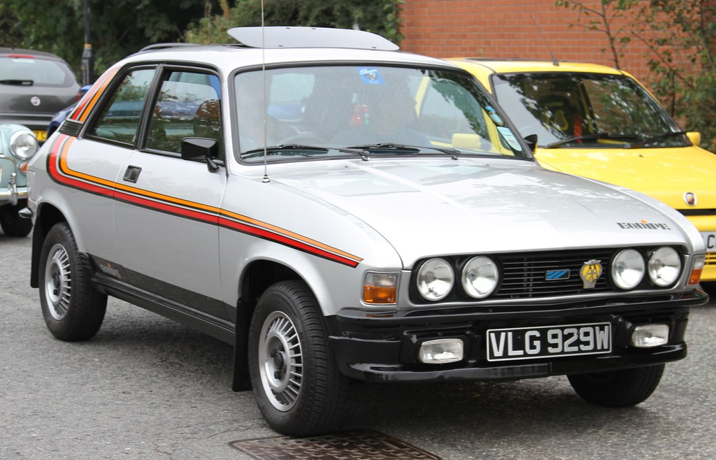 Austin Allegro Equipe Events City 216 Frank Hilton Flickr