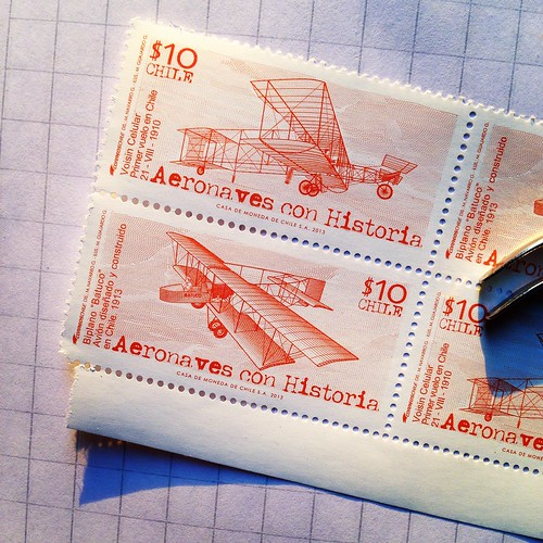 """Aeronaves con Historia"" (Chile, 2013)"