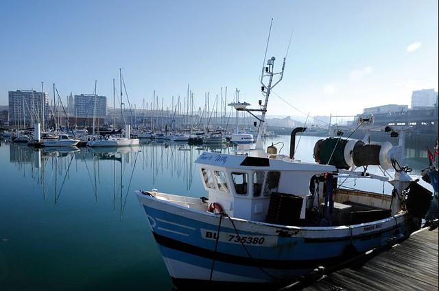 Le port de boulogne sur mer flickr photo sharing - Port de plaisance de boulogne sur mer ...