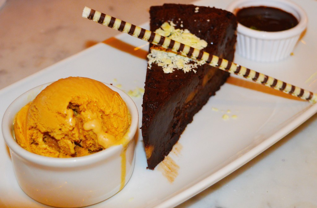 Cafe Rouge Chocolate Ganache Calories