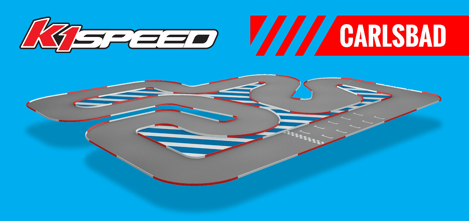 14497692949 fa6511cc72 h NEW Track Layout   K1 Speed Carlsbad