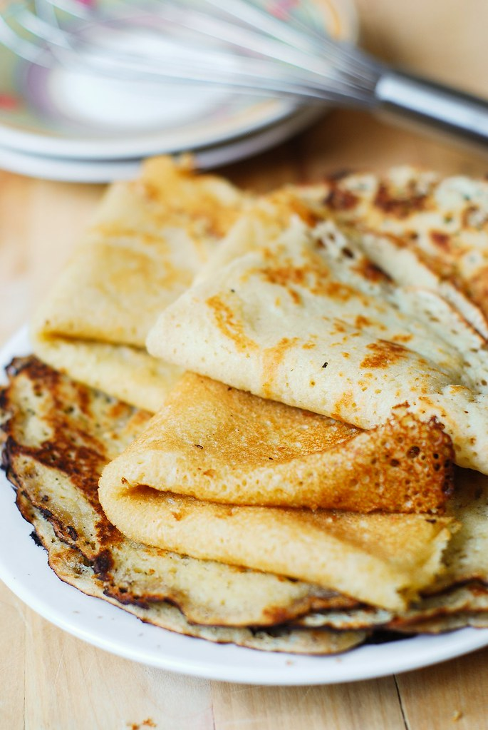 How to make gluten free crepes | Find the recipe at JuliasAl ...