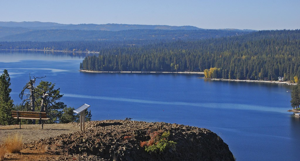 Payette lake payette lake from osprey point by linda for Idaho fish and game jobs