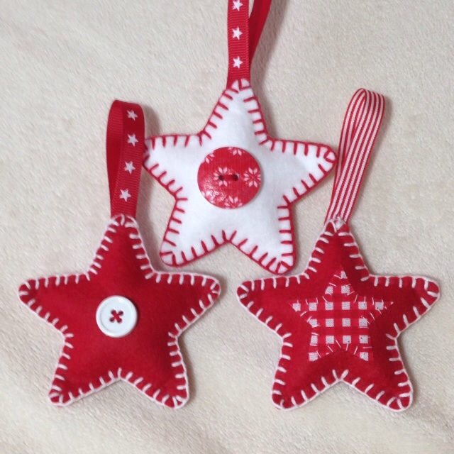 Christmas Craft Ornament Patterns