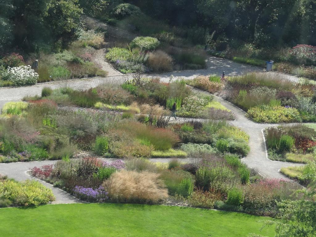 Gartenkunst piet oudolf maximilianpark hamm septemb for Piet oudolf pflanzplan