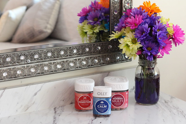Olly Nutrition | Colorful Flowers