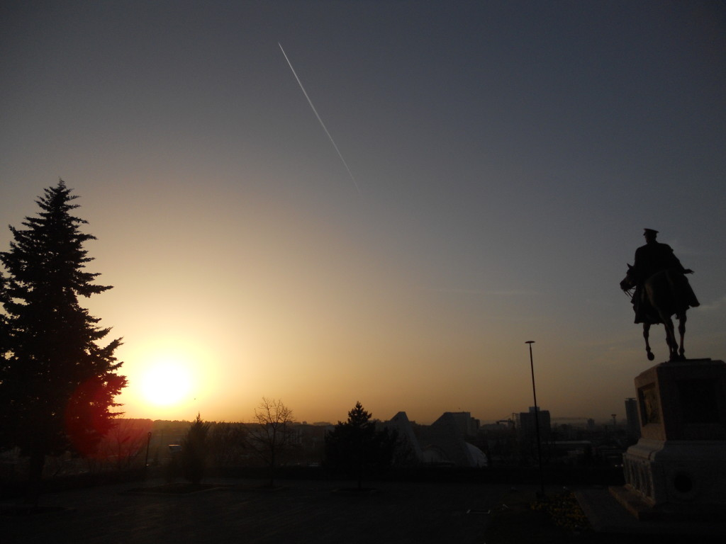Sunset, 夕陽