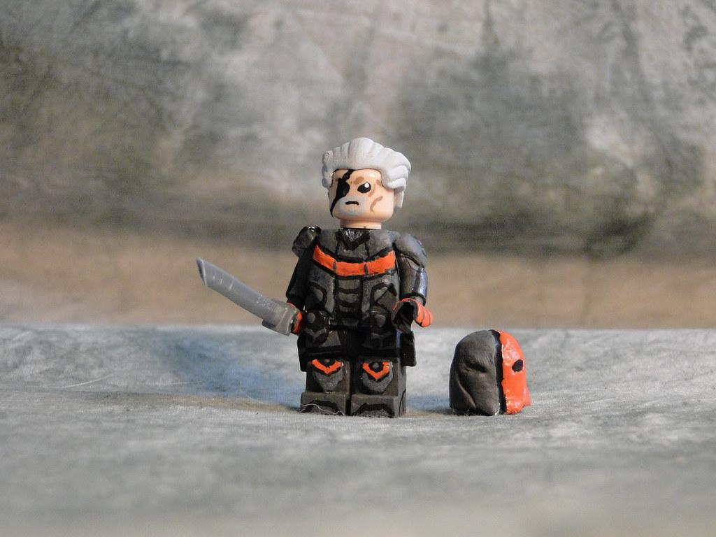 deathstroke lego-#48