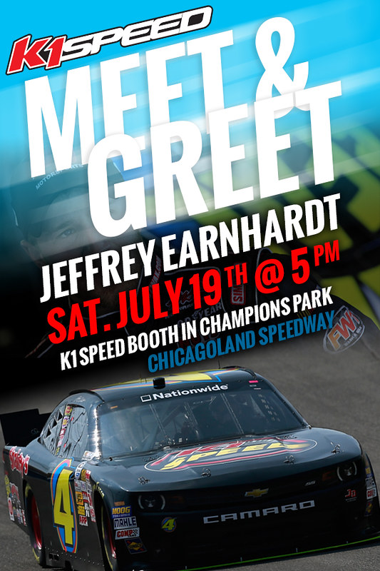 14676135421 c86ff0e209 c Meet & Greet NASCAR Nationwide Series driver Jeffrey Earnhardt