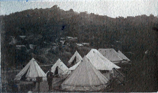 ANZAC, Hospital Tents