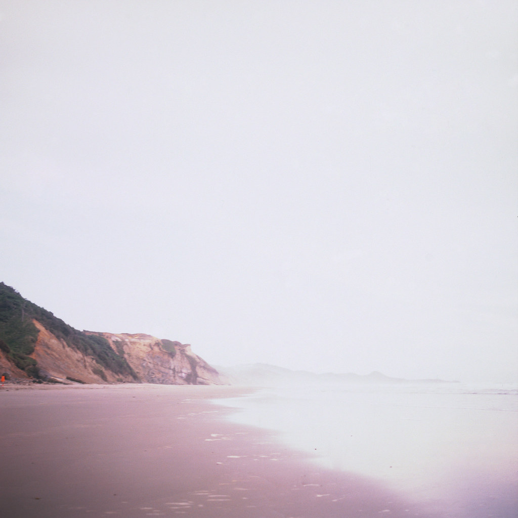 Beverly Beach Holga
