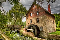 Watermill exterior